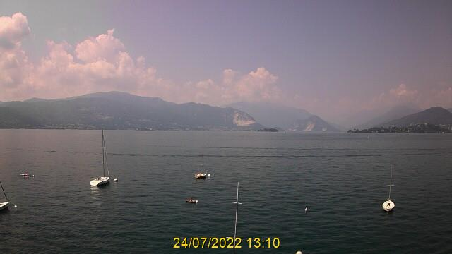 webcam laveno mombello